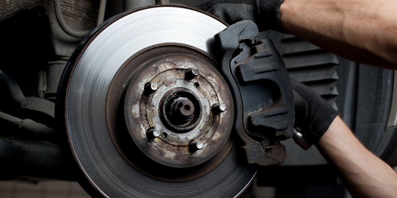 Brake Service in Winston-Salem, North Carolina